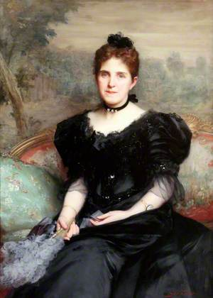 Mrs William Hesketh Lever (c.1851–1913), Later 1st Lady Lever