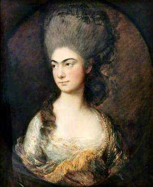 Anne Luttrell (1743–1808), Duchess of Cumberland