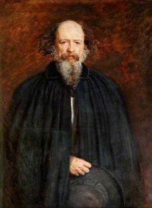 Alfred Tennyson (1809–1892), 1st Baron Tennyson, FRS