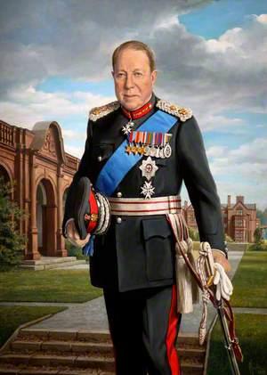 Philip William Bryce Lever (1915–2000), 3rd Viscount Leverhulme, KG
