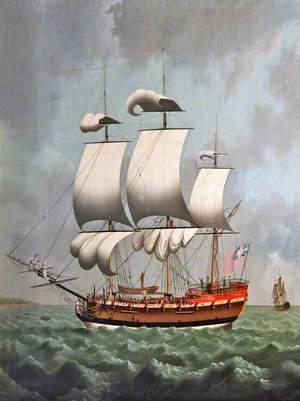 A Liverpool Slave Ship