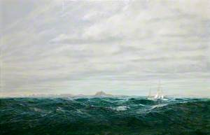 'Lively Lady' Rounding the Horn