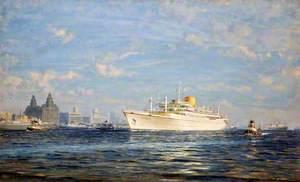 'Aureol' in the Mersey