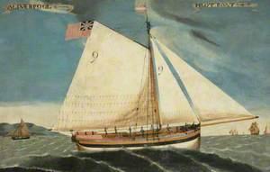 Liverpool Pilot Boat No. 9