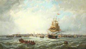 View of Liverpool