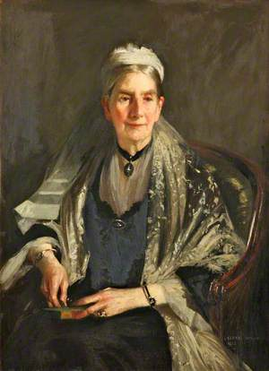 Mrs George Holt
