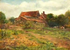 Landscape, Hampstead