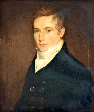 Portrait of a Young Man in a High Cravat