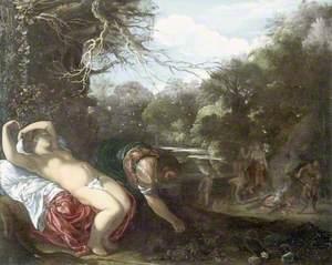 Apollo and Coronis