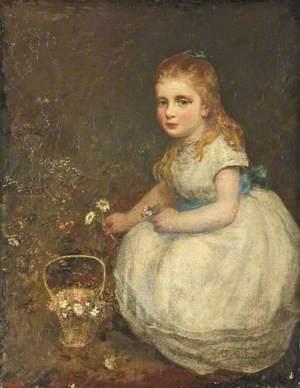 A Little Girl (Lady Rose Molyneux?)