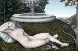 The Nymph of the Fountain