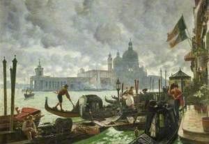 Grey Venice