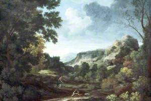 Landscape with Pyramus and Thisbe