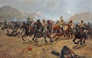 Maiwand 1880: Saving the Guns