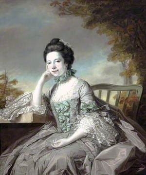 Mary (1721–1791), Lady Cunliffe