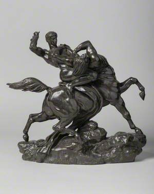Centaur and Lapith