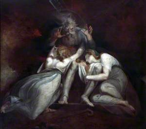 The Death of Oedipus