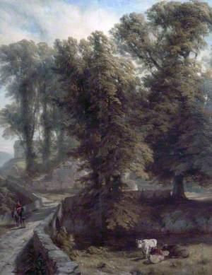 Pont Faen, near Chirk, Denbighshire