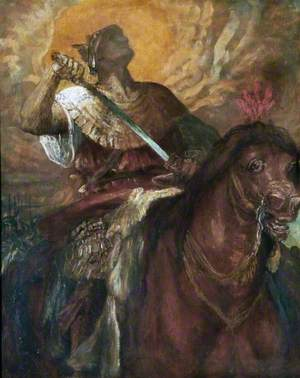 The Four Horsemen of the Apocalypse: The Rider on the Red Horse