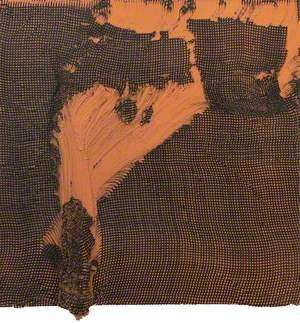 Slump/fear (orange/black) 2004
