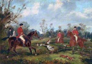 Fox-Hunt, Breaking Cover