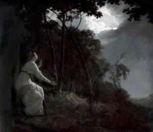 The Lady in Milton's 'Comus'