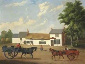 'Old Plough' Inn, Walton