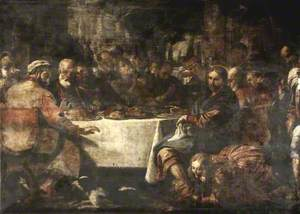 Christ in the House of Simon