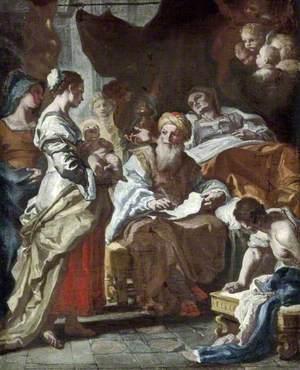 The Nativity of the Baptist