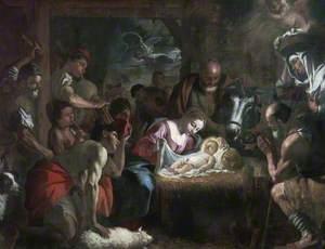 The Nativity (Adoration of the Shepherds)