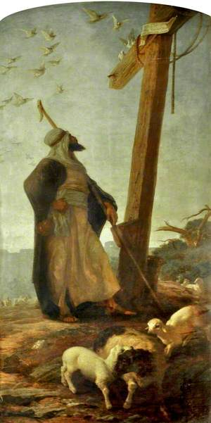 The Shepherd of Jerusalem