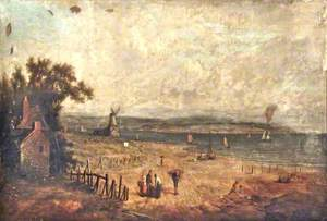 The North Shore: Estuary of the Mersey