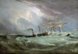 The Great Gale of January 1839