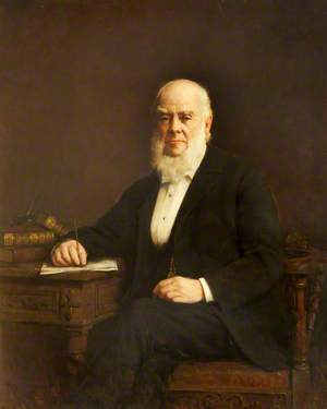 Sir James Allanson Picton (1805–1889)