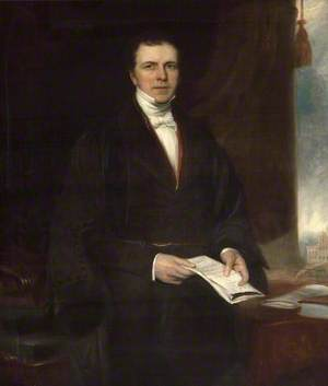 William Wallace Currie (1784–1840), Mayor of Liverpool