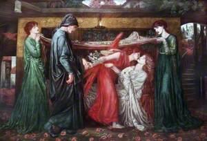 Dante's Dream