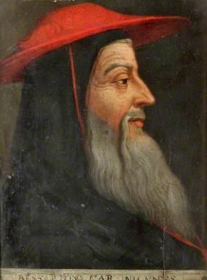 Cardinal Bessarion (1403–1472)