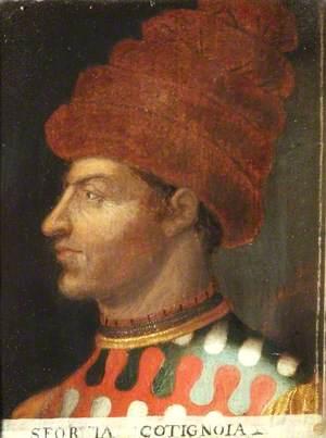 Giacomuzzo Attendolo (1369–1424), Count of Cotignola