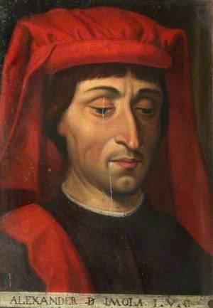 Allessandro Tartagni da Imola (1424–1477)