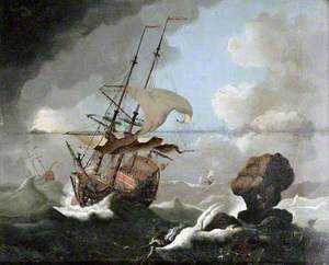 Ships in a Storm
