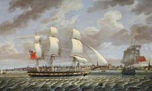 View of the Mersey