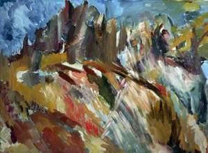 Mount Saint Hilarion and the Castle Ruins
