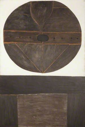 Collage 16/W, 1961