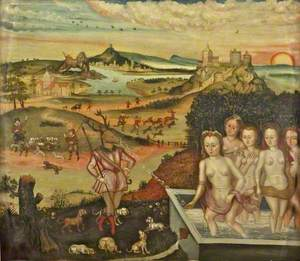 The Story of Diana and Actaeon