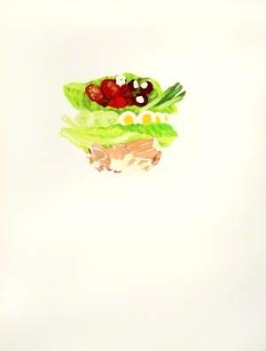 Salad Painting VI