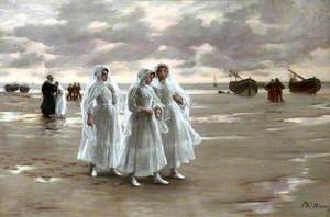 The Return from Communion