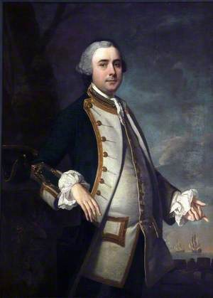Thomas Johnson (d.1771)
