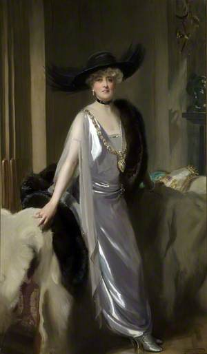 Mrs Wilson (d.1950), Mayoress of Liverpool