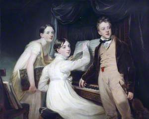 Thomas (1794–1879), Eleanor (1793–1876), and Anne (1796–1864) Lance