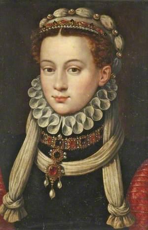 Anne Van Buren (1533–1558)